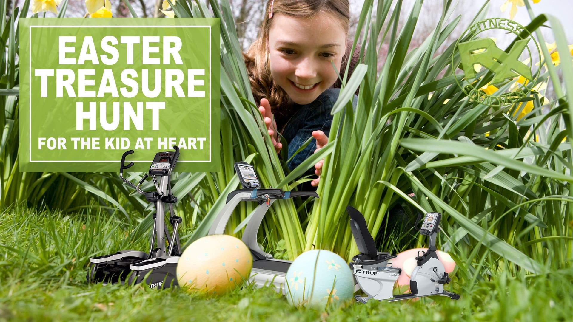 AA Easter Treasure Hunt for the kid at heart