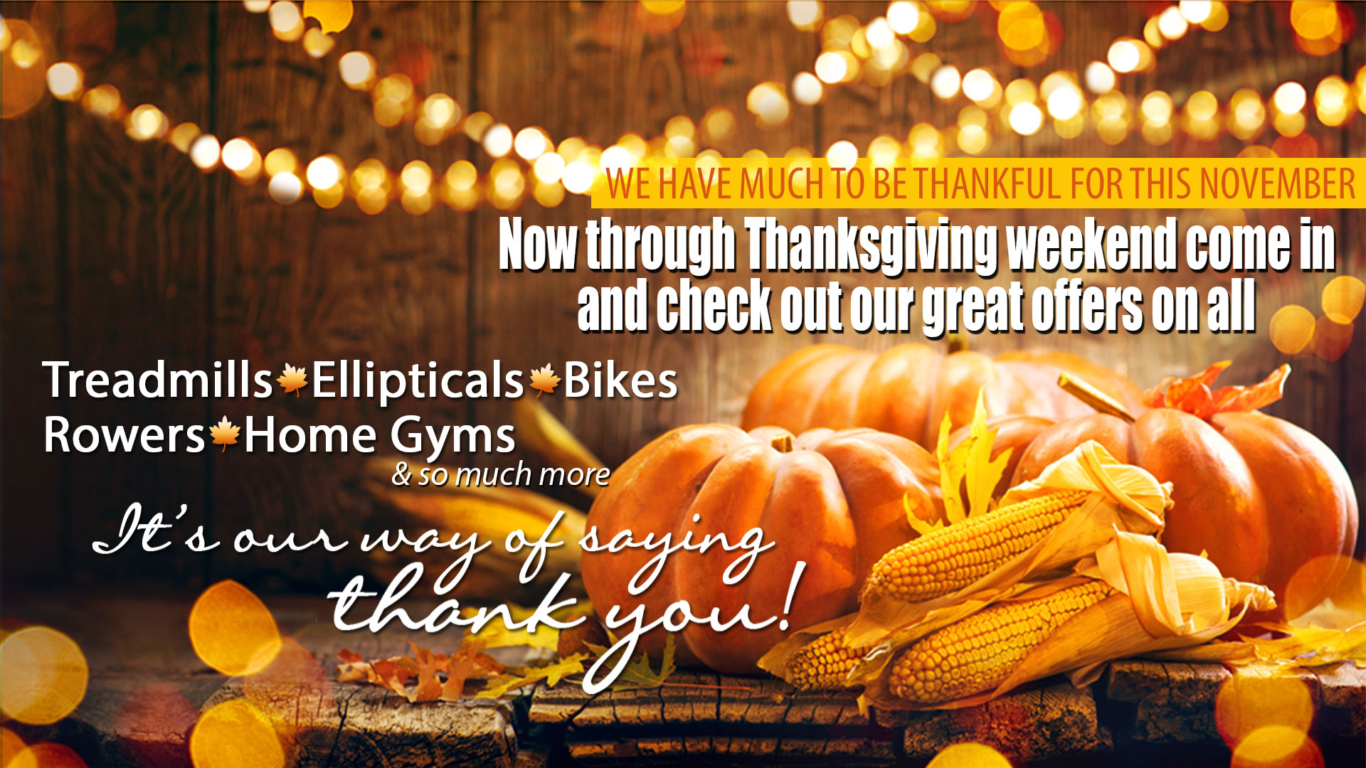 A-We are thankful