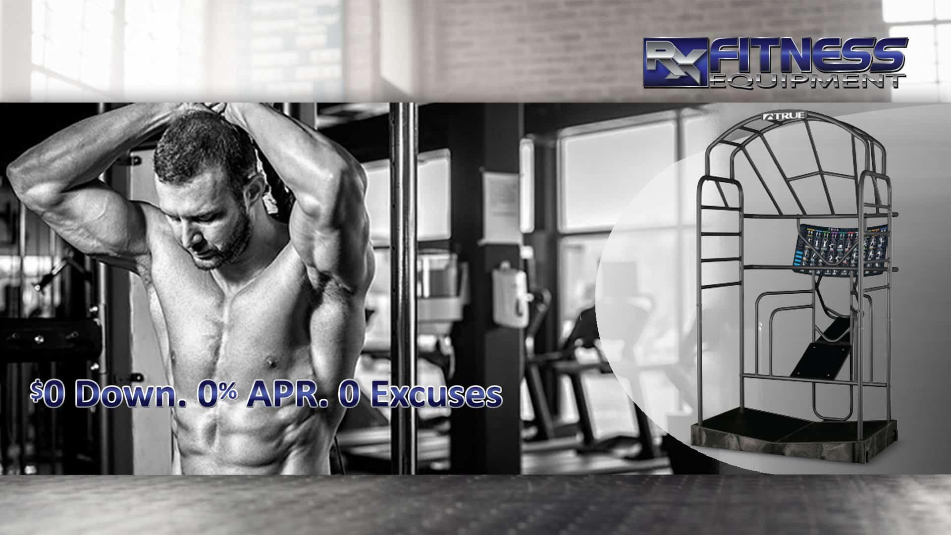 AC Zero Excuses Strength Equipment