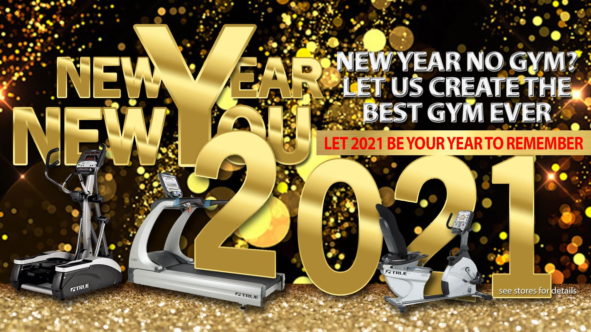 a New Year New Gym