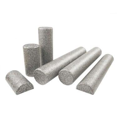 OPTP Silver AXIS™ Standard Foam Roller
