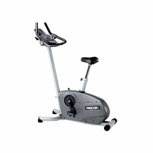 Precor C846i Upright Bike USED