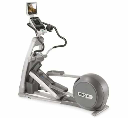 Precor EFX 546i Commercial Series Elliptical Fitness Crosstrainer USED