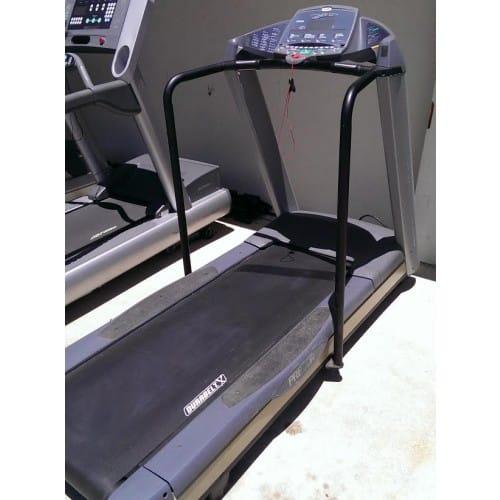 Precor Treadmill Won T Incline: Precor Treadmill USED
