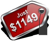 Spirit XBU55 Upright bike $1149