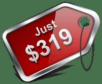 JumpSport 370 PRO Fitness Trampoline $319