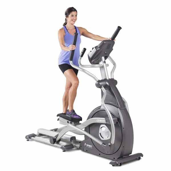 Spirit Fitness CE 800 Elliptical Trainer