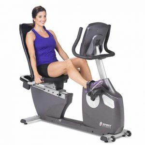 Spirit Fitness XBR25 Fitness Bike