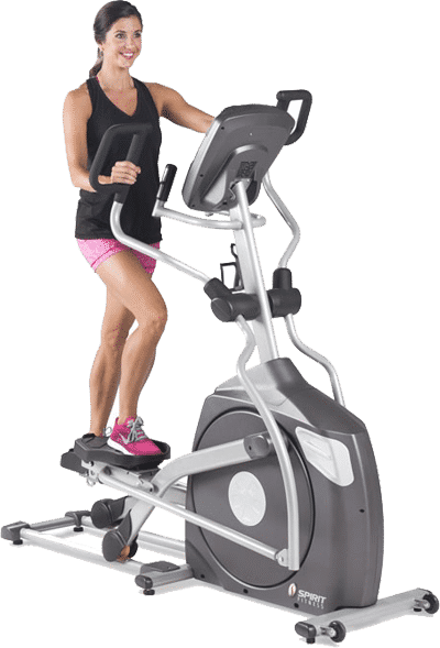 Spirit Fitness XE295 Elliptical Trainer deal