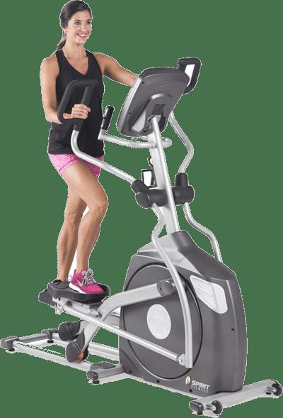 Spirit Fitness XE295 Elliptical Trainer deal