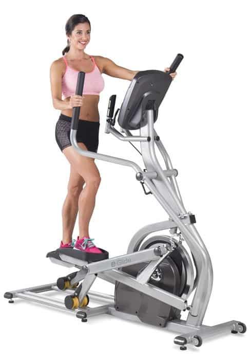 Spirit Fitness XG 400 e•Glide Trainer