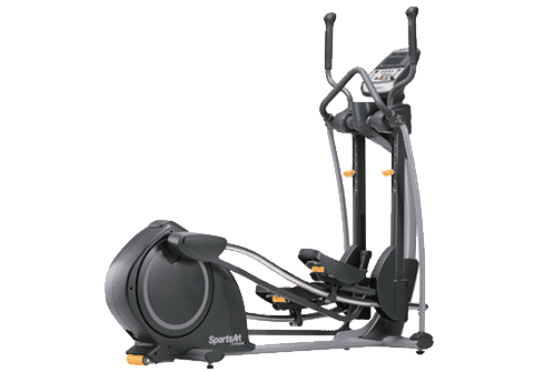 SportsArt Elliptical E822