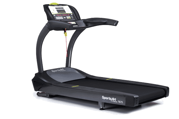 SportsArt Treadmill T675