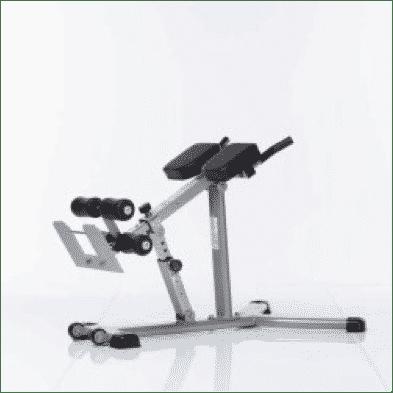 TuffStuff CHE-340 Adjustable Hyper Extension Bench – Evolution Series