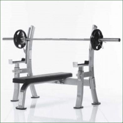 TuffStuff COB-400 Olympic Bench – Evolution Series