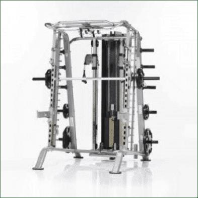 TuffStuff CSM-725WS Smith/Half Cage Ensemble – Evolution Series