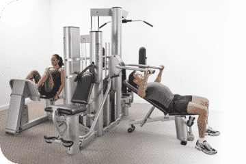 VX - 48 The Ultimate Multi Stack Strength System