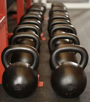 add kettlebells to your workout