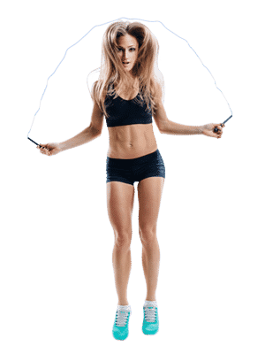 cardio workouts jump rope