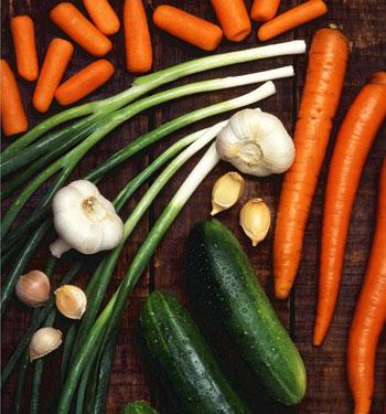 clean eating part 2 - fresh-vegetables