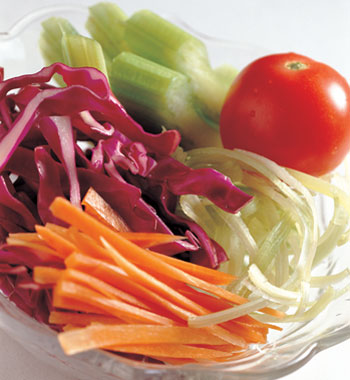 clean eating part 3 - fresh vegetables
