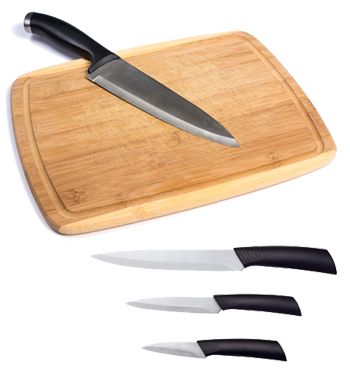 clean eating part 4 - kitchen knives
