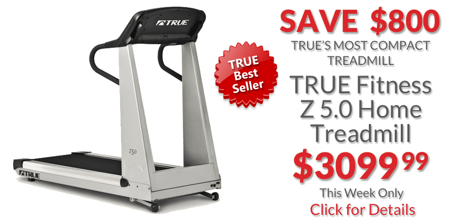 TRUE Z5.0 Home Treadmill - Deal of the Week