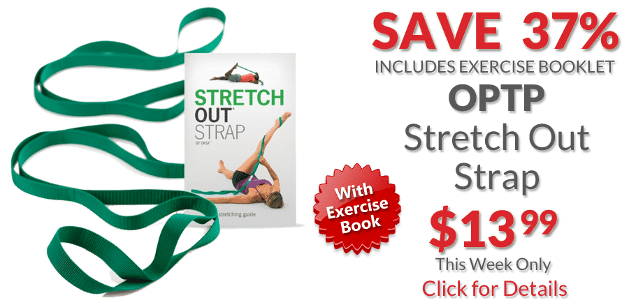 Stretch Out Strap deal of the week