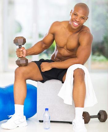 exercise plan man