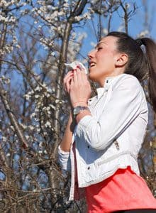 Exercising with allergies featured