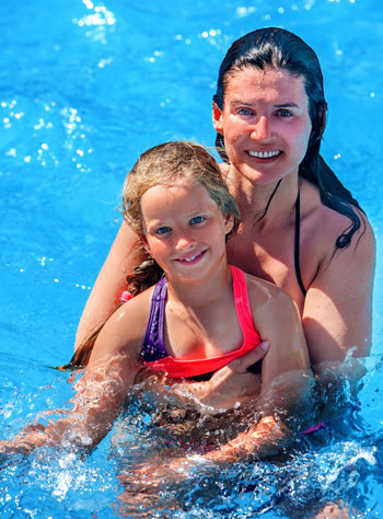 swimming for health