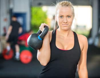 gain weight with kettlebells