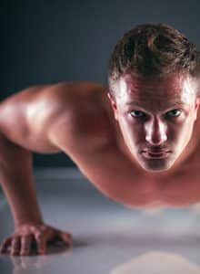 Increase Endurance with pushup