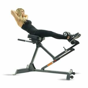 Inspire Fitness 45/90 Hyperextension Bench