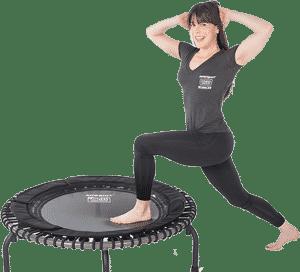 JumpSport 370 PRO Fitness Trampoline