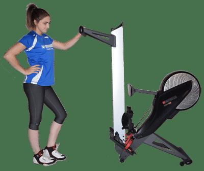 rowing machine exercise