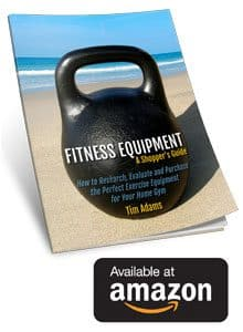 Selecting exercise equipment book