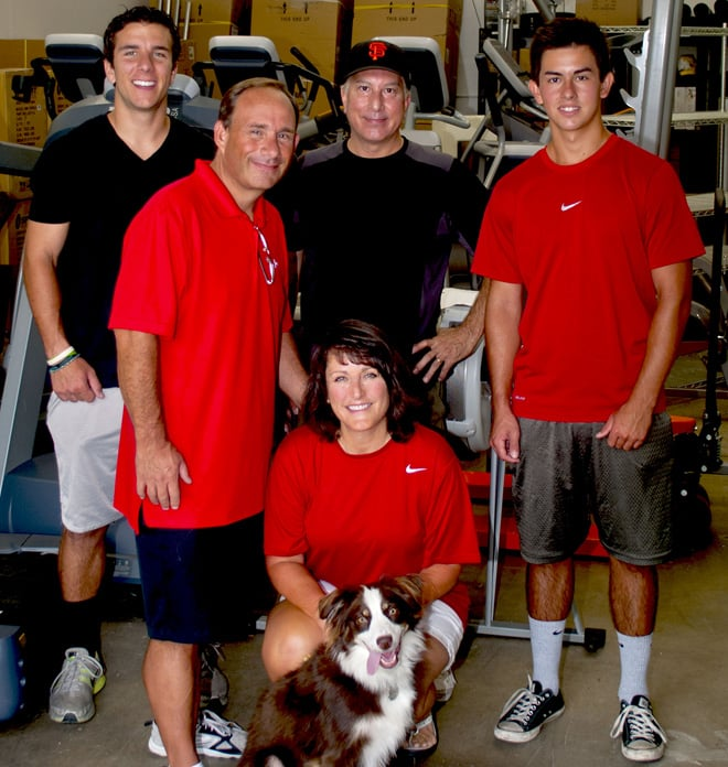 White glove service and repairs by RX Fitness Equipment in Thousand Oaks
