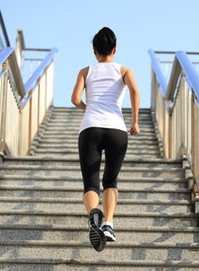 short workouts stairs featured
