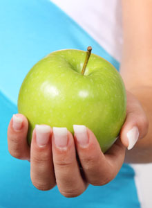 simple diet changes apple featured