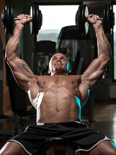 strength training intro man