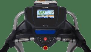 True PS800 treadmill console