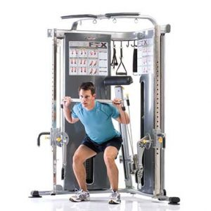 TuffStuff FTX Functional Trainer USED
